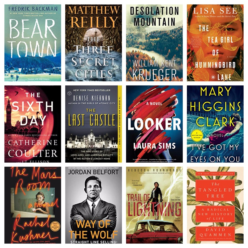 Kindle Daily Deal pre-Valentines Day 2019 - save on 20 bestsellers from Simon and Schuster