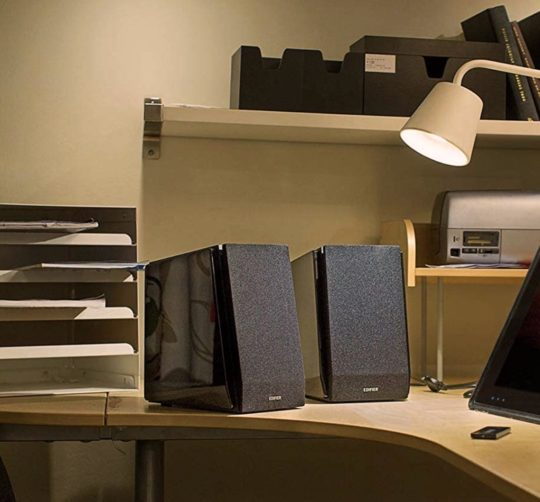 Save 20% on premium Bluetooth bookshelf speakers from Edifier - today only