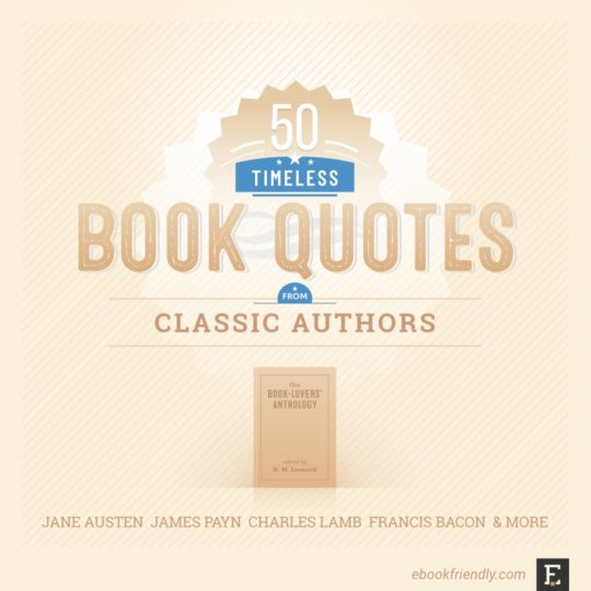 50 timeless book quotes from classic authors
