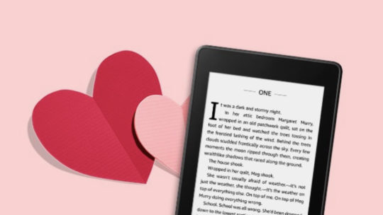 Valentine's Day 2019 deals for book geeks - save as much as $30 on the newest Amazon Kindle Paperwhite (4th-generation)