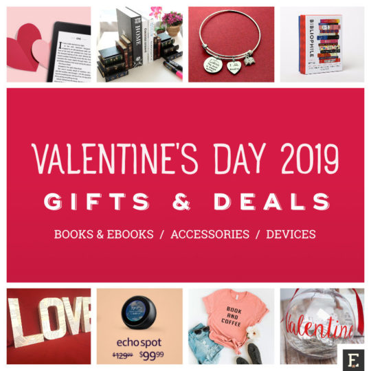 The best gifts and deals for book lovers you can get through Valentine's Day 2019