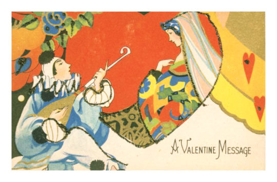 Valentine's Day cards to share digitally - A Valentine Message