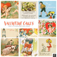 12 vintage Valentine's Day cards that you can send digitally