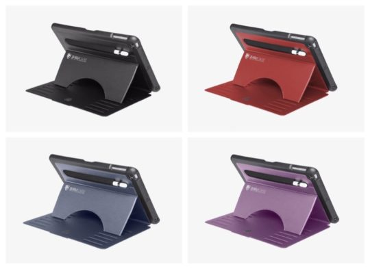 Zugu Prodigy X Apple iPad case is available in four colors
