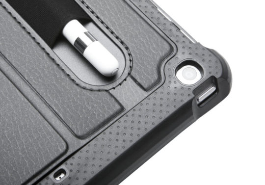 Zugu iPad cases are made from materials similar to the ones used in the car industry