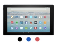 10-inch Amazon Fire HD 10 tablet, 2017 release