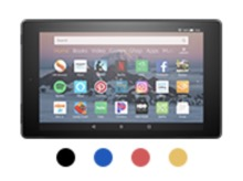 Amazon Fire HD 8 tablet, 2018 release