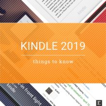 18 quick things you wanted to know about Kindle 2019 model