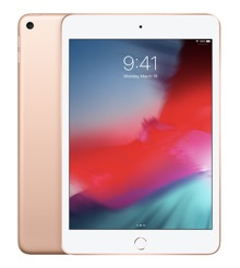 Apple iPad mini 5th-generation 7.9-inch tablet 2019 release with Apple Pencil support