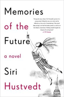 Best ebooks of spring 2019 - Memories of the Future - Siri Hustvedt