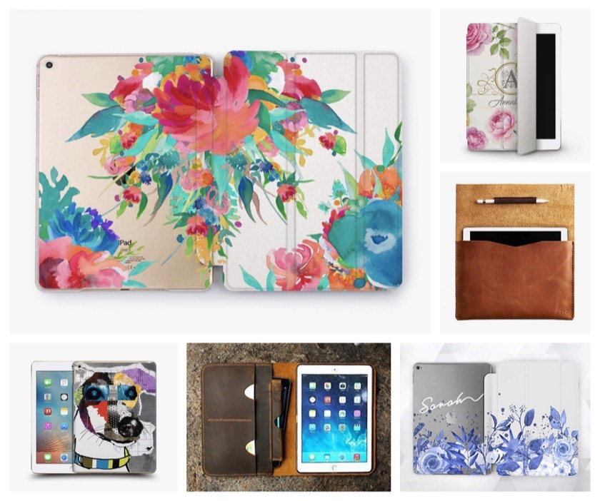 Best places to get custom iPad and iPad Pro case covers and sleeves - Amazon