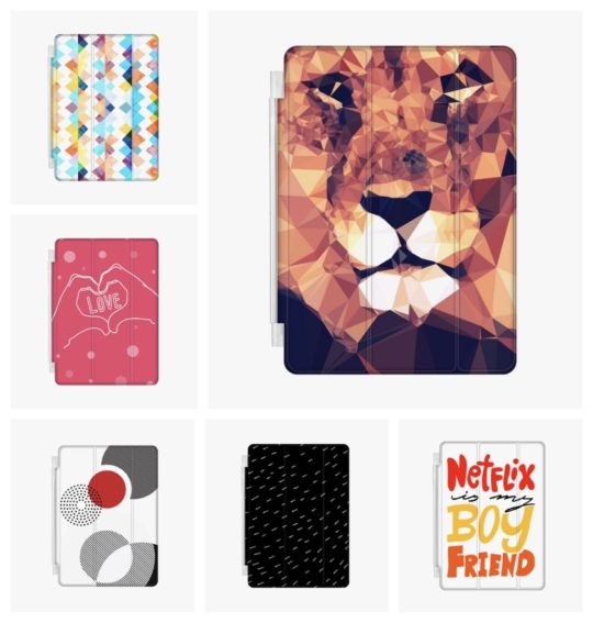 Go Customized is one of the best online places to get personalized iPad and iPad Pro cases