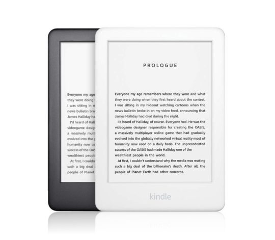 Meet Amazon Kindle 2019 e-reader with front light