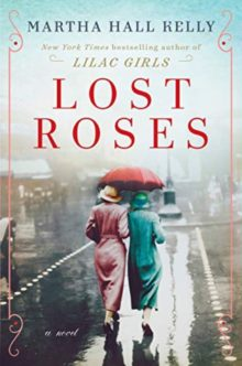 Most awaited books of spring 2019 - Lost Roses - Martha Hall Kelly