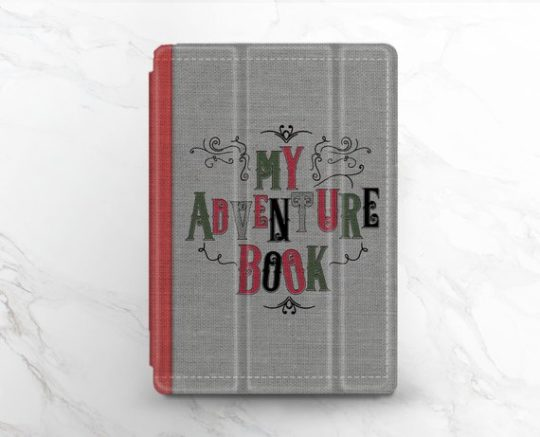 My Adventure Book Tri-fold iPad Case