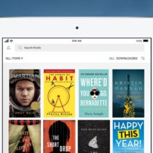 Kindle iOS app will soon let you filter books by read and unread