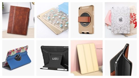 Best cases for iPad mini - all generations, not only the latest one