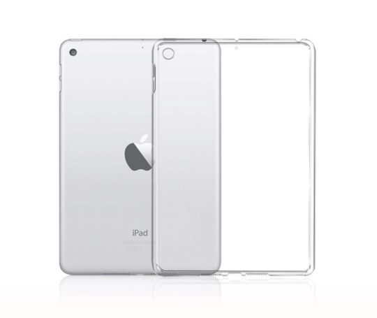 Apple iPad mini 2019 crystal clear soft case