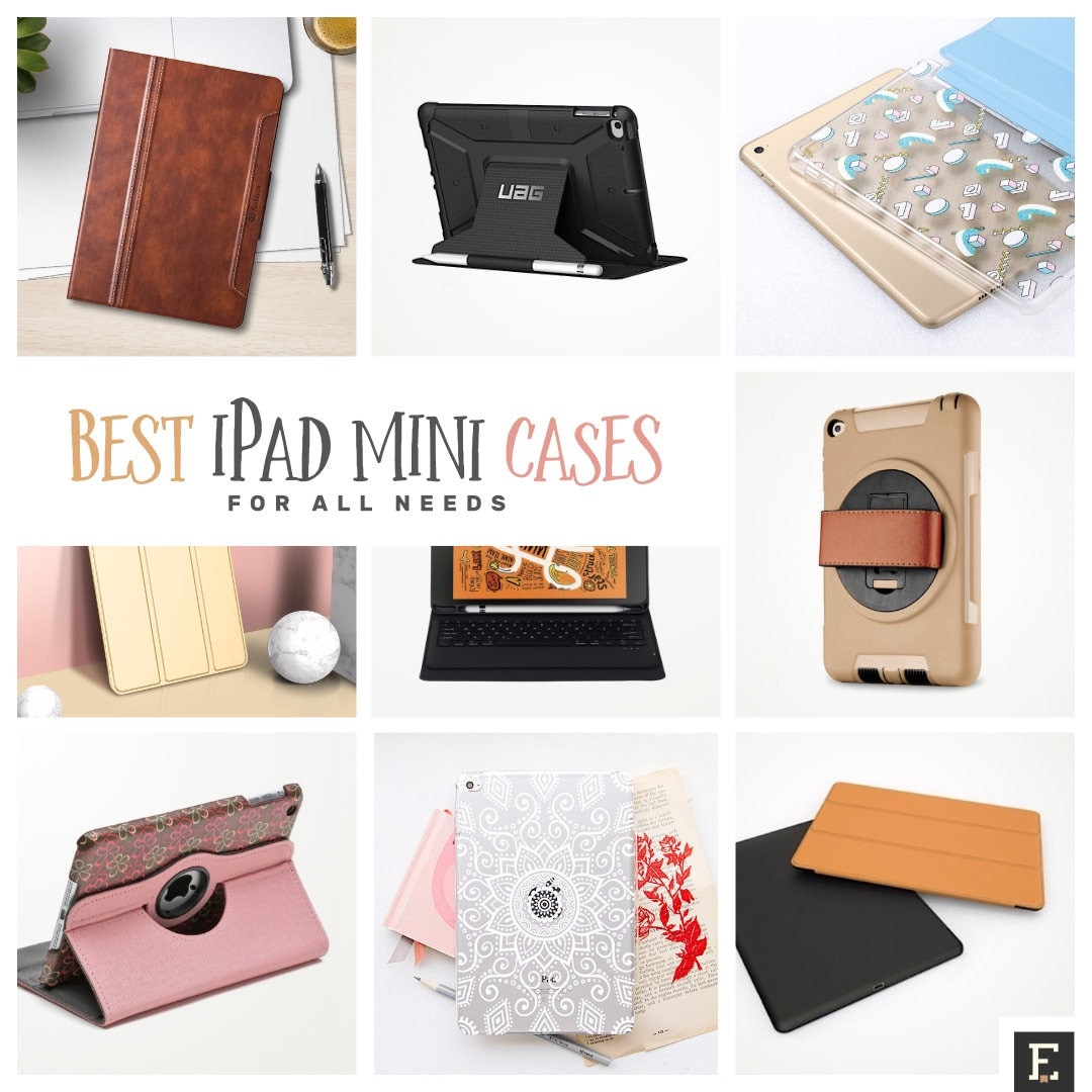 Best Apple iPad mini cases for all needs