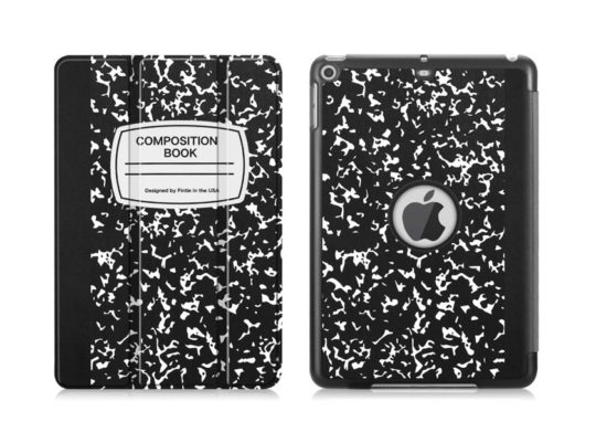 """Composition Book"" iPad mini 5 cover on Amazon"