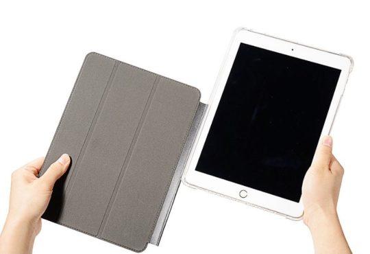 Detachable heavy-duty iPad mini 5 smart cover