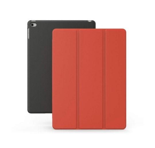 Dual color tri-fold iPad mini smart cover