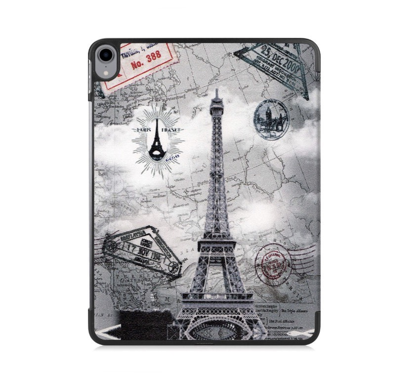 Epicgadget Eiffel Tower smart case for 11-inch iPad Pro