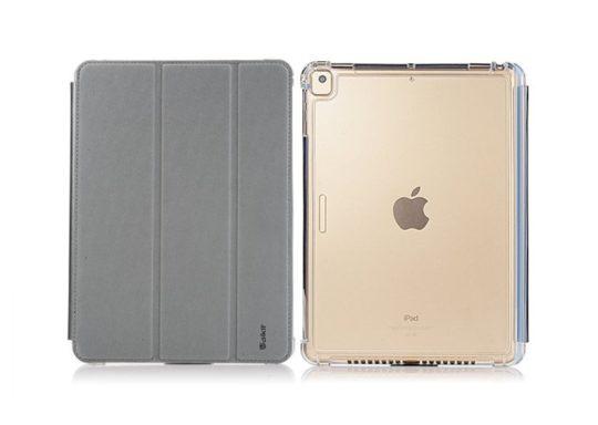 Heavy-duty transparent case cover for iPad mini 5