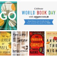 Nine free Kindle books in translation for World Book Day 2019