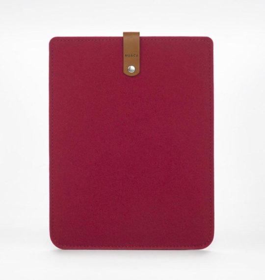 Nuaca handmade iPad mini 2019 felt sleeve