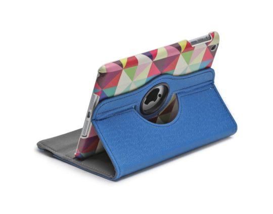 Rotating stand folio case for Apple iPad mini