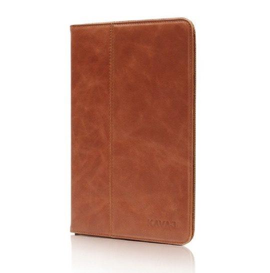 Sleek leather Apple iPad mini 4 folio case