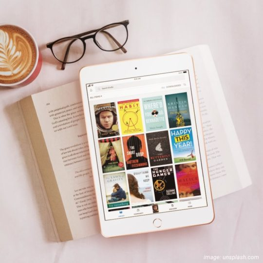 Tips to help you start reading Kindle books on your iPad
