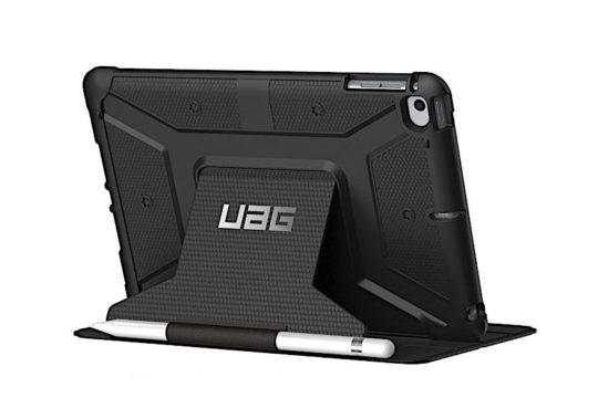 UAG Metropolis iPad mini 5 case with Apple Pencil holder
