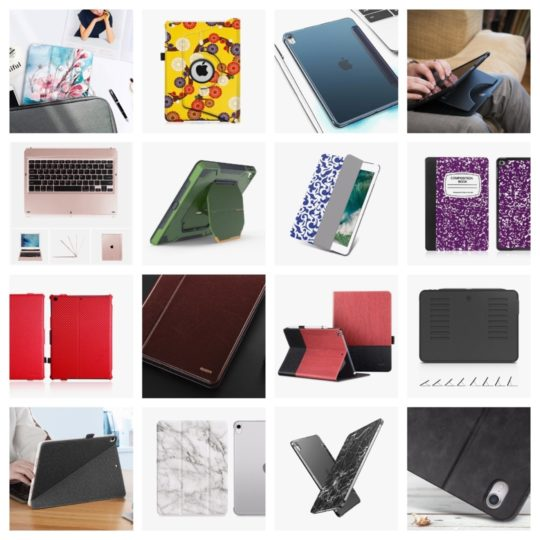 Best iPad case brands on Amazon