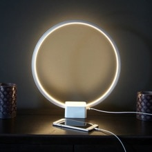 Best gifts of 2029 for a book lover in your life - Brightech innovative bedside reading light and USB charger