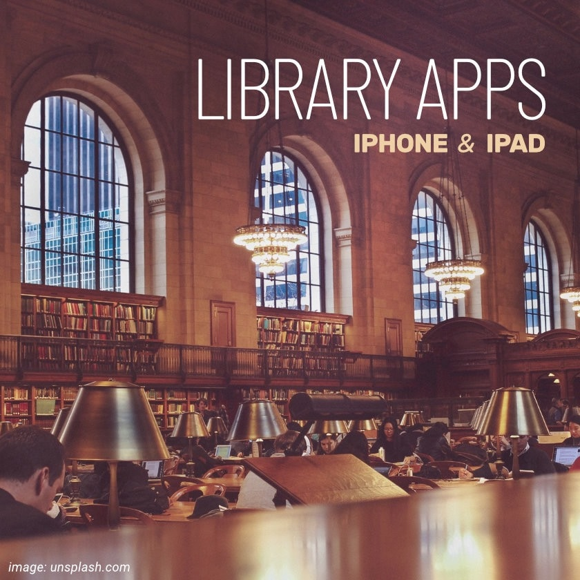 These 10 iPad apps let borrow and read library books and audiobooks