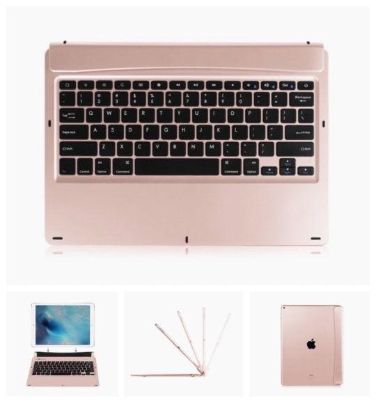 Best iPad case producers that sell on Amazon - Fintie offers keyboard cases