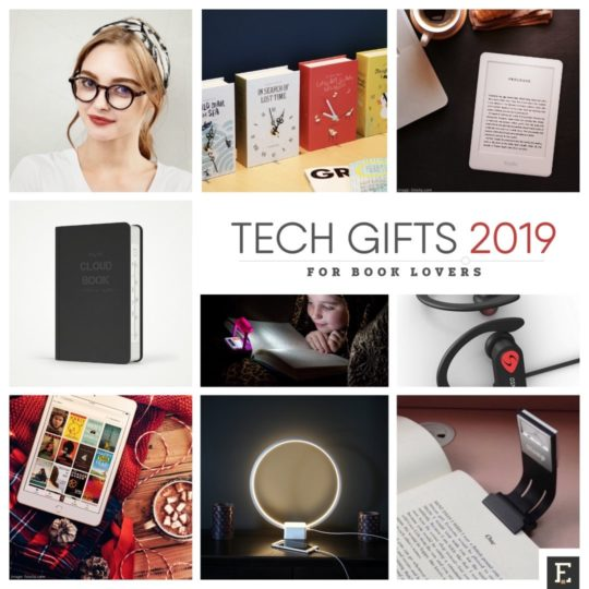 Best tech gifts to give modern readers in 2019