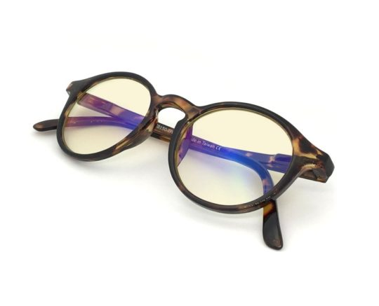 J+S Vision blue light blocking reading glasses