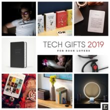15 best tech and digital gifts to give book lovers in 2019