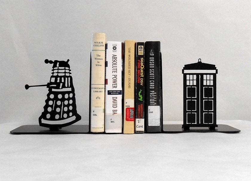 Doctor Who bookend
