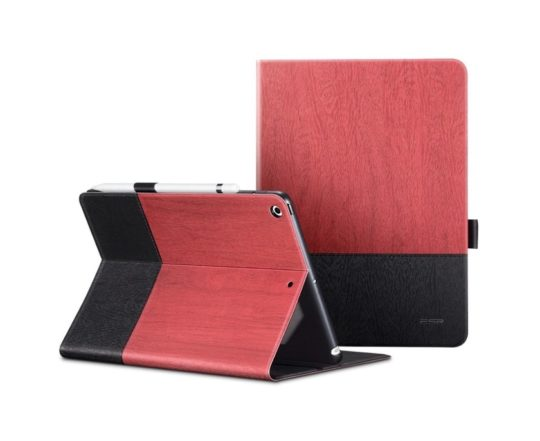 ESR is one of the best sellers of iPad covers on Amazon