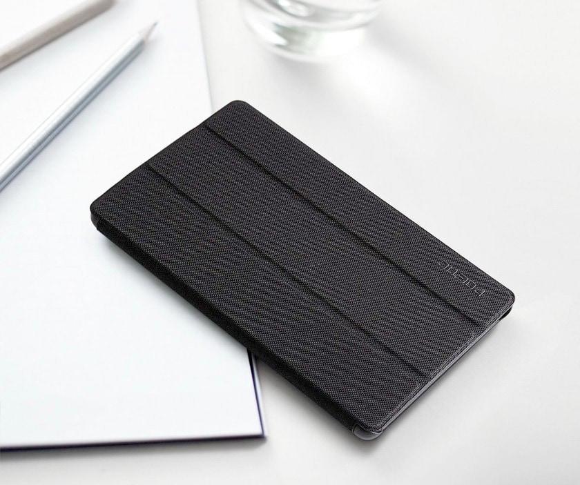 Fabric tri-fold Fire 7 - 2019 model compatible