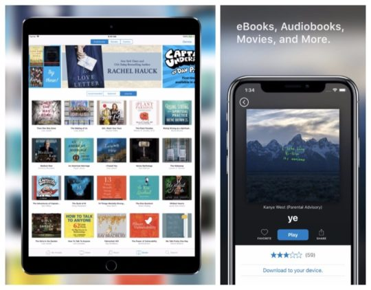 These 10 iPad apps let borrow and read library books and