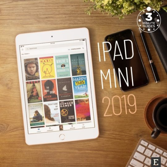 Quick and simple guide to Apple iPad mini 2019 tablet