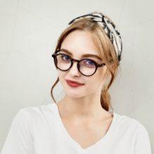 J+S Vision blue light blocking glasses