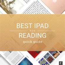 Which iPad is the best for reading?