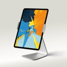 360-degree rotatable stand for iPad and iPad Pro