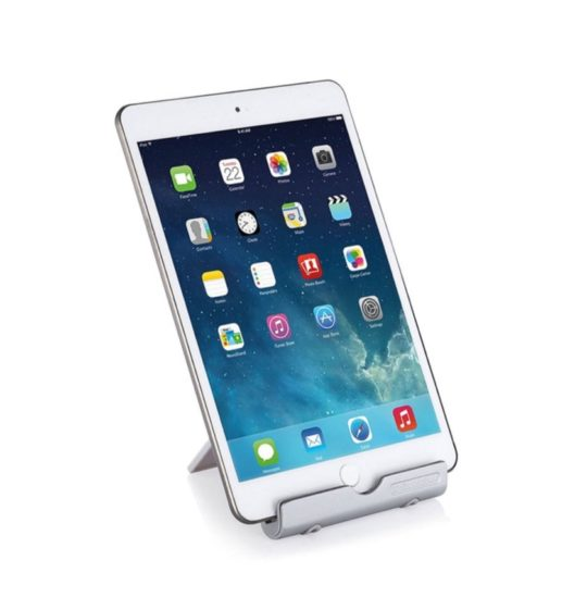 Aluminum portable stand for Apple iPad